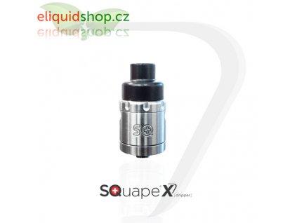 SQUAPE X Dripper RDA atomizér
