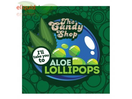 big mouth shop aloe lollipops