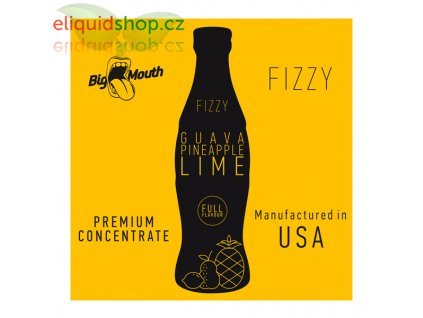 big mouth fizzy guava
