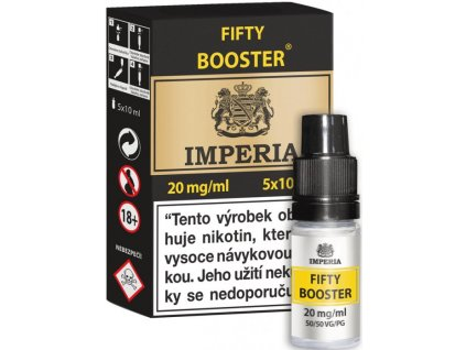 imperia booster fifty 5x10ml 20mg