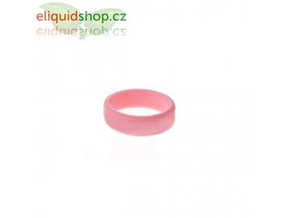 Dekorativní kroužek na clearomizér - Růžová