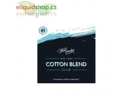 Fiber Freaks Cotton Blend Pads D1