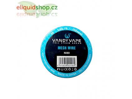 vandy vape mash wire ni80