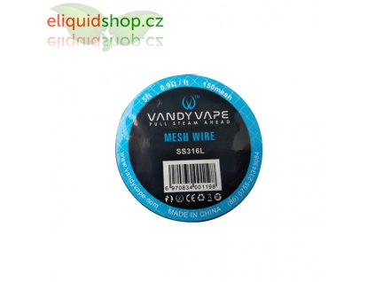 vandy vape mash wire ss316l