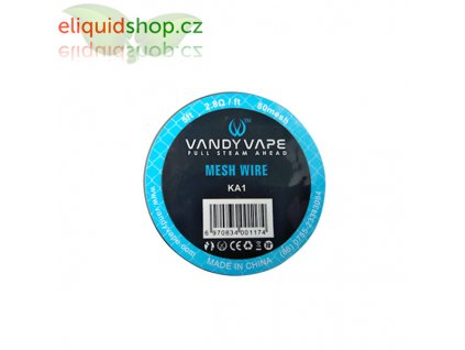 vandy vape mash wire ka1