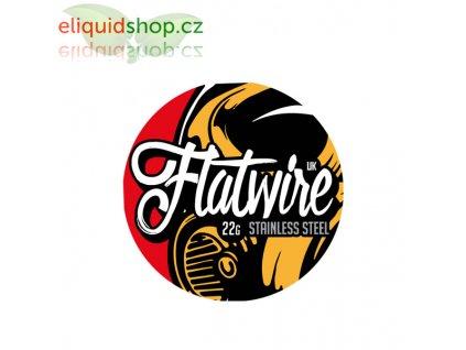 flatwire ss316 22g