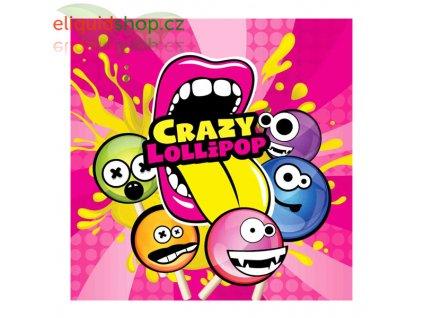 big mouth classical crazy lollipop