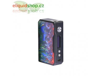 VooPoo DRAG 157 TC MOD - Black-Resin Rainbow