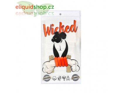 Grumpy Vape Wicked Cotton 100% přírodní vata - 9ks