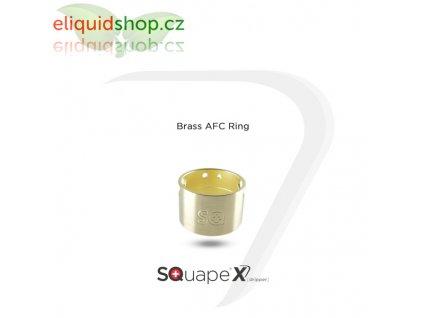 squape x dripper acf brass
