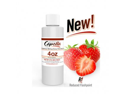 capella 118ml sweet strawberry