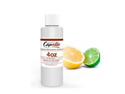 capella 118ml lemon lime