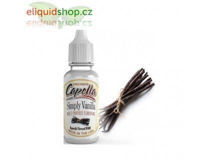 capella simply vanilla