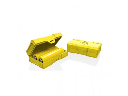 chubby pouzrdro na 2 baterie 18650