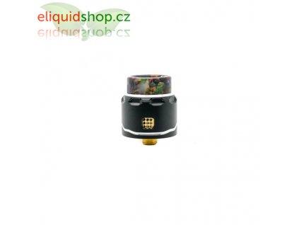 Asmodus C4 LP Single Coil RDA - Černá