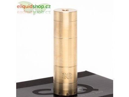 SQuape Mecanic Ecobrass LE - mechanický mód 25mm