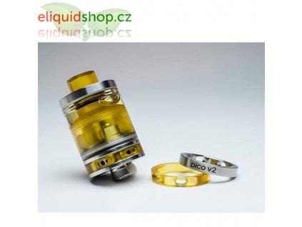 YellowKiss Pico V2 RTA - Ultimate Ultem set