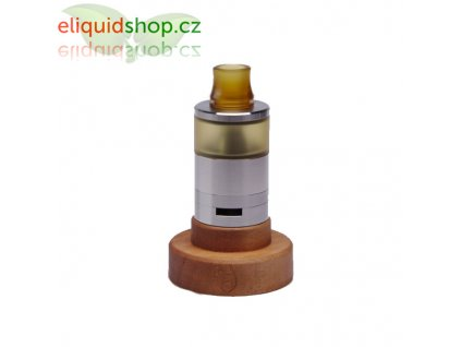 KHW Mods Dvarw DL Nano 3,5ml - Stříbrná