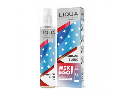 liqua aroma12ml american blend