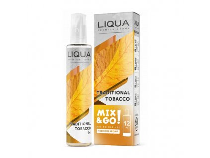 liqua aroma12ml traditional bobacco