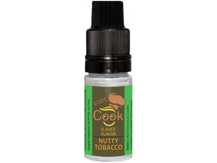 prichut imperia vape cook 10ml nutty tobacco tabak s oriskem