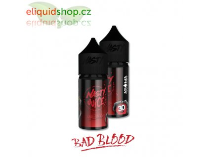nasty juice aroma bad blood