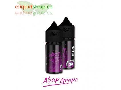 nasty juice aroma asap grape