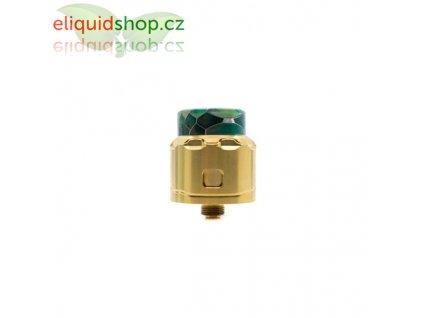 Asmodus C4 LP Single Coil RDA - Zlatá