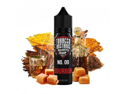 Příchuť Flavormonks Tobacco Bastards SaV No. 09 Bourbon 12ml