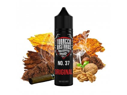 Příchuť Flavormonks Tobacco Bastards SaV No. 37 Original 12ml