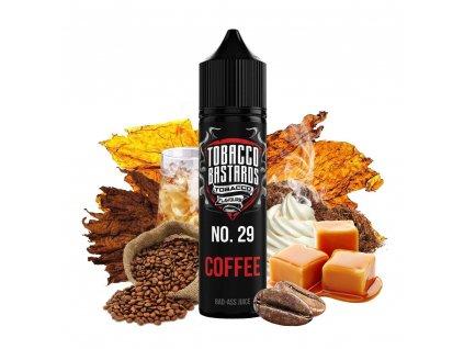 Příchuť Flavormonks Tobacco Bastards SaV No. 29 Coffee 12ml
