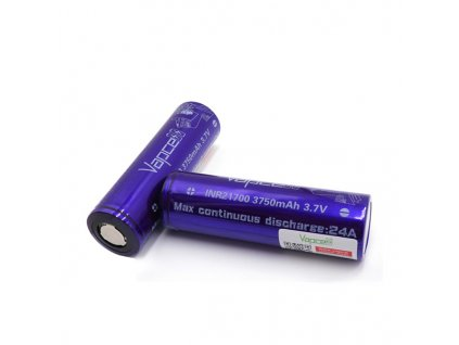 vapcell inr 21700 3750mah baterie