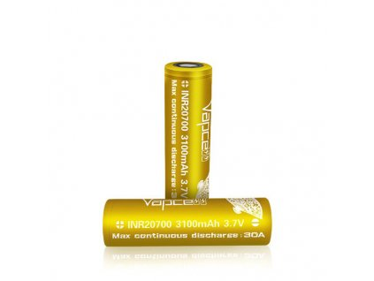 vapcell inr 20700 3100mah baterie