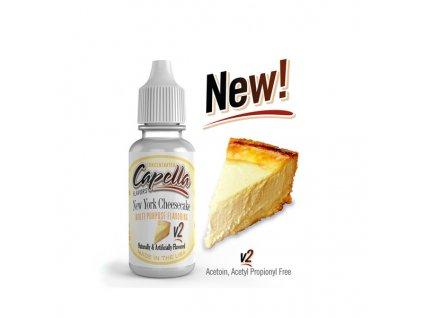 capella newyorsky cheesecake