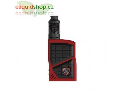 VGOD PRO 200 Kit včetně VGOD Subtank atomizéru - Červená