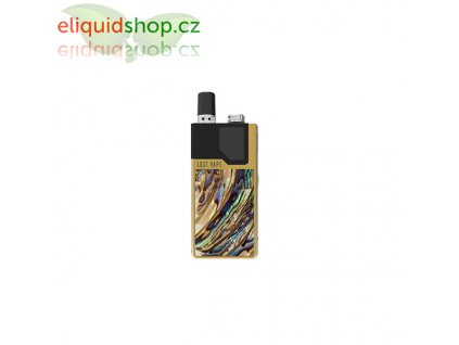Lost Vape Orion DNA POD - Gold / Gold Abalone