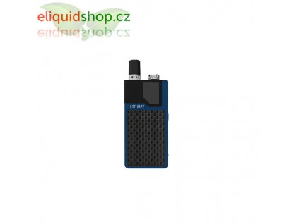 Lost Vape Orion DNA POD - Blue / Carbon Fiber