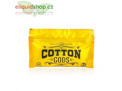 Cotton Gods prémiová vata, 1 balení, 10g, 1 ks