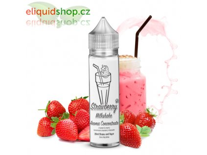 Příchuť Milkshakes Strawberry Milkshake V2 20ml