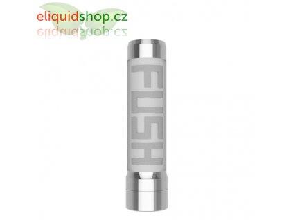 Acrohm Fush LED Semi Mech MOD - Stříbrná