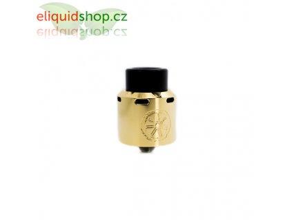 Asmodus .Blank Single Coil RDA - Zlatá
