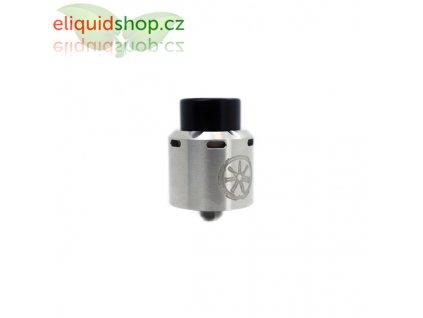 Asmodus .Blank Single Coil RDA - Stříbrná
