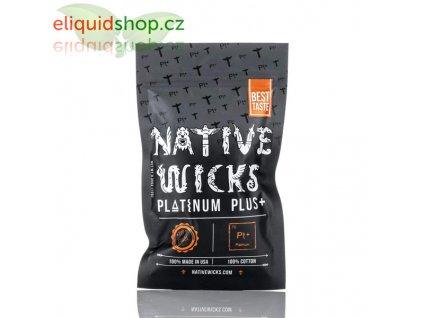 Native Wicks cotton Platinum Plus + vata