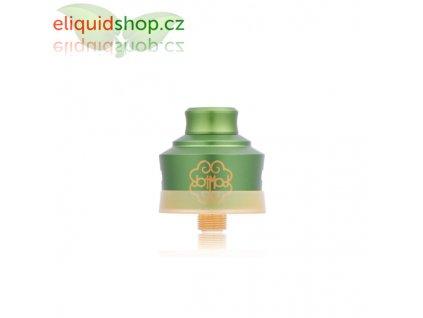 Dotmod dotRDA Single Coil 22 - Zelená