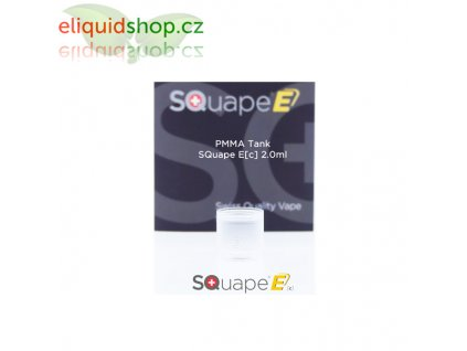 squape ec22mm 2ml pmma sklo