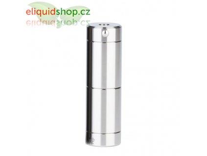 Cthulhu Tube MOD 24mm - Stříbrná