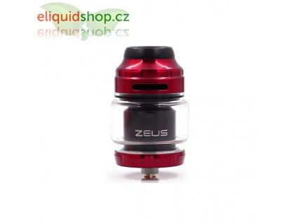 GeekVape Zeus X RTA Tank - Červená