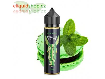 Příchuť Mule Fuel Mint Cake SaV 15ml