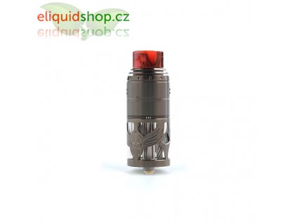 Vapefly Brunhilde Top Coiler RTA 25,2mm - Gunmetal