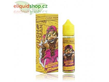 Příchuť Nasty Juice Cush Man Mango Strawberry 20ml